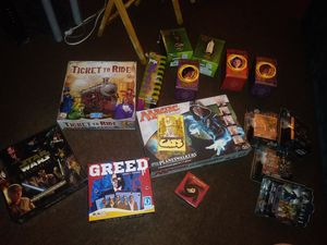 Board games,card games, toys!!$=#€* for Sale in Montclair, CA