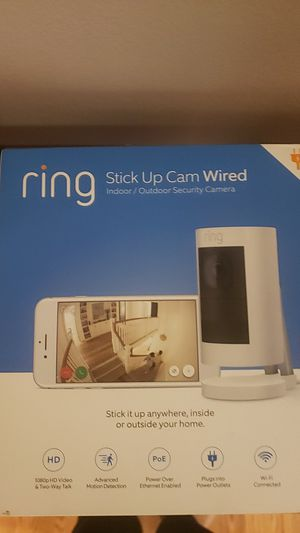 Ring Security Camera for Sale in Los Angeles, CA
