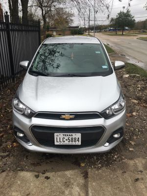 Chevy spark año2016 57 mil millas for Sale in Houston, TX