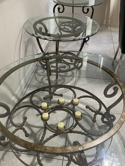 Living Room 3 Tables for Sale in Haines City,  FL