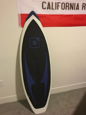 Like New Wake Surf Board for WakeSurfing or Surfing Boating Wake Board Boat WaterSports for Sale in Las Vegas, NV