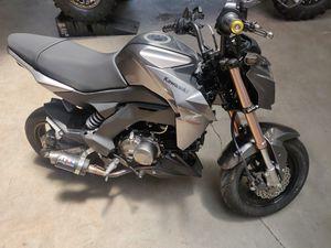 2017 Kawasaki z125 pro for Sale in West Carson, CA
