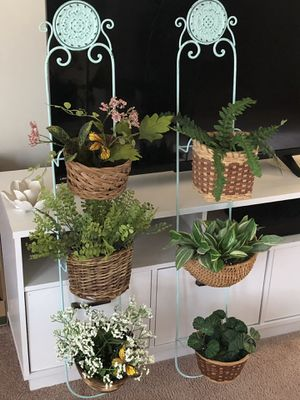 Plant holders for indoor or outdoor use for Sale in Obetz, OH