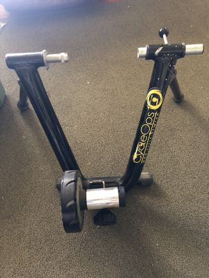 Cycleops Bike Trainer for Sale in Mansfield, TX