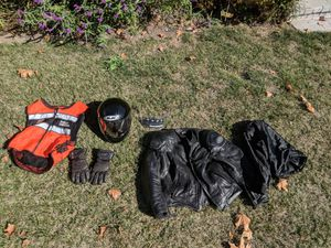 Full set of motorcycle gear for Sale in BEL TIBURON, CA