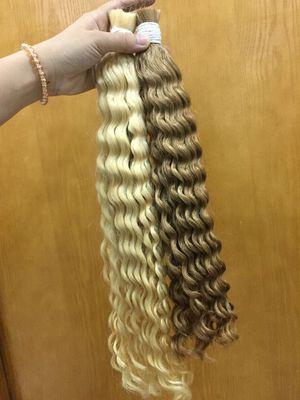 Raw cut bulk- brazilian knots hair- Make weft fresh for Sale in Braddock Heights, MD