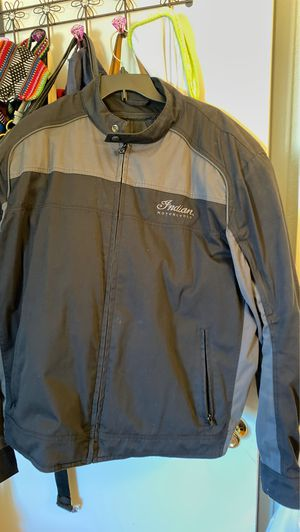Motorcycle jacket (indian ) for Sale in Escondido, CA