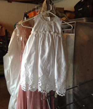 Baptism Dress and shoes for Sale in Oceanside, CA