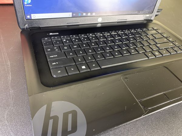 "Hp 15"" Laptop Pc Computer Webcam Hdmi"