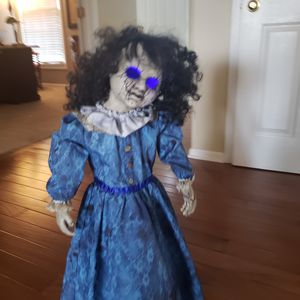 Roaming Doll for Halloween for Sale in Naperville, IL