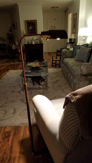Crate and Barrel floor lamps for Sale in Alexandria, VA