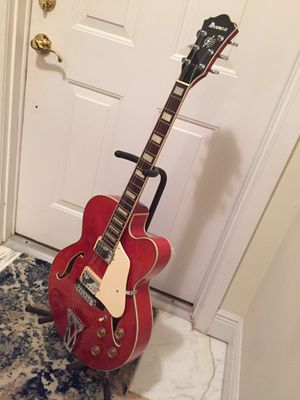 Ibanez hollow body electric guitar for Sale in Pompano Beach, FL