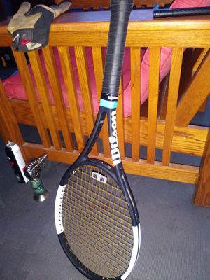 New Wilson pro staff RF 97 Tennis Racket for Sale in Indianapolis, IN