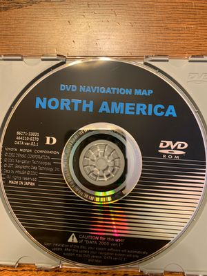 Lexus Navigation CD for Sale in Quincy, IL