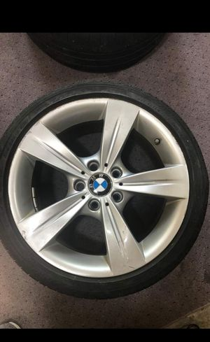 BMW wheels/rims/tires for Sale in Saint Charles, MD