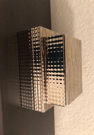 Decorative mirror boxes set of 2 for Sale in Miami, FL