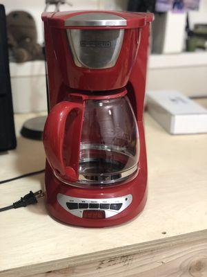 Black and Decker coffee maker for Sale in Seattle, WA