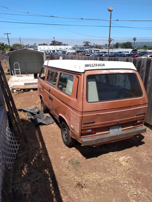 1982 westfalia vanagon camper for Sale in San Diego, CA