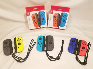 Nintendo Switch Joy Cons for Sale in Elk Grove, CA
