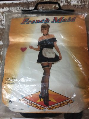 FRENCH MAID HALLOWEEN COSTUME for Sale in Pittsburgh, PA