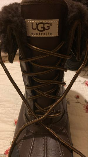 Brown UGG Boots size 7 for Sale in Phoenix, AZ