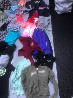 Various hoodies small or medium for Sale in Evesham Township, NJ