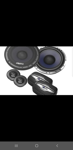 Axxra 6.5 inch car speakers component for Sale in Chula Vista, CA