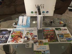 Nintendo wii for Sale in East Los Angeles, CA