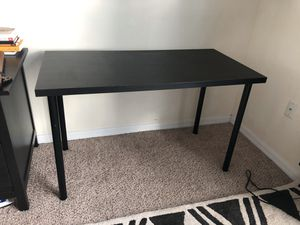 Ikea Black Desk / Table (2available) for Sale in Miami, FL