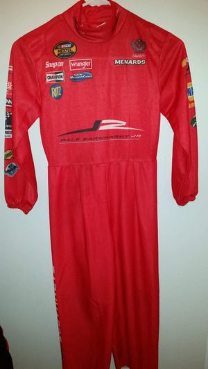 Dale Earnhardt jr. Halloween costume size large youth for Sale in Largo, FL