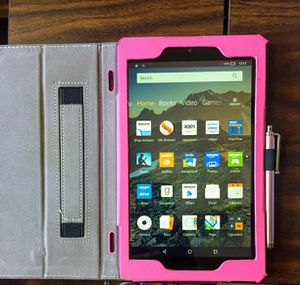 26 GB Amazon FIRE Tablet HD 8 (6th Generation) for Sale in Manchester, MO