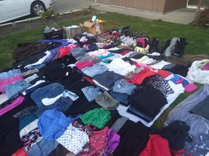 Bulk Name Brand Womens Clothing - EVERYTHING MUST GO!!! for Sale in Federal Way, WA