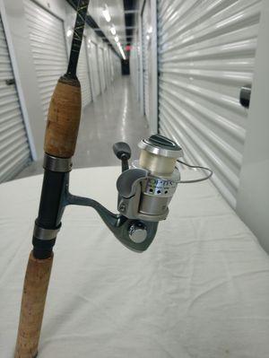 Optix 20 fishing rod and reel. for Sale in Saint AUG BEACH, FL