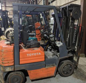 Toyota Forklift for Sale in Lake Bluff, IL