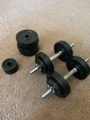 100lb in Weights for Sale in Stockton, CA