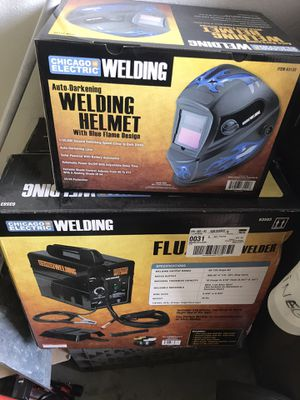 Chicago electric welder for Sale in Upland, CA