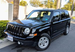 Jeep Patriot 2014 Black - Clean title for Sale in San Diego, CA