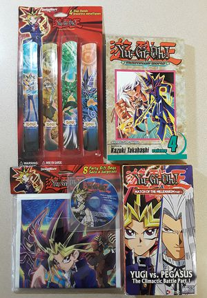 Yugioh items ⭐⭐⭐⭐⭐⭐⭐⭐⭐ for Sale in San Antonio, TX