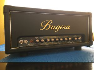 Bugera G20 Head/Bugera Footswitch for Sale in City of Industry, CA