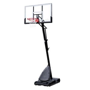 """Spalding 54"""" Polycarbonate Portable Basketball Hoop for Sale in Lake Forest, CA"""