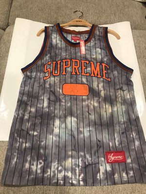 Supreme Jersey size medium (authentic) for Sale in Westminster, CA