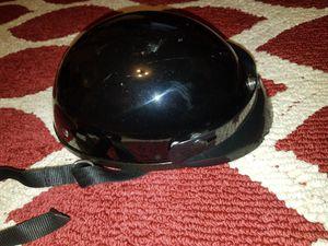 3/4 motorcycle helmet clean for Sale in Tumwater, WA
