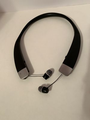Bluetooth Insignia with retractable ear plugs for Sale in Richmond, VA