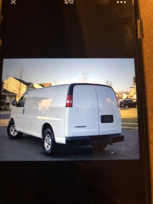 2007 Chevrolet Express for Sale in Fairfax, VA