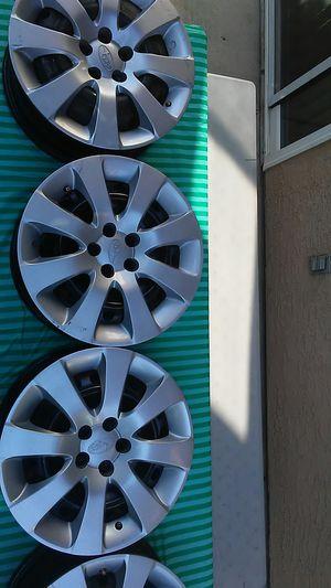 Subaru imprezza rims for Sale in Antelope, CA