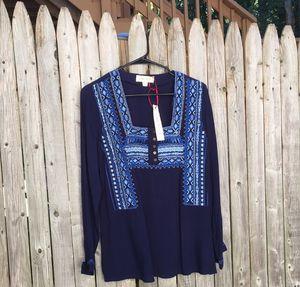 Brand new navy blue tunic for Sale in Arlington, VA