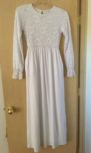 White dress (baptism) for Sale in Auburn, WA