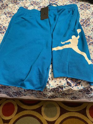 Brand new with tags Jordan shorts size men's large for Sale in San Antonio, TX