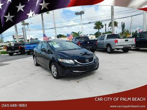 2013 Honda Civic Sdn for Sale in West Palm Beach, FL