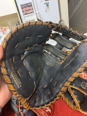 LHT 1B Rawlings Heart of the Hide Dual Core baseball glove for Sale in Pompano Beach, FL